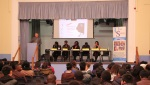 Urban Synergy hosted their last 'Think Further' Academic Role Model Seminar for 2012 at Addey & Stanhope School in New Cross, London