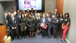 On Thursday 30th April 2015, Urban Synergy in partnership with Barclays Bank kicked off the RISE Mentoring Programme with 17 young people from South London.