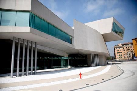 Il nuovo museo del MAXXI