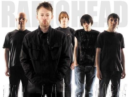 Radiohead in Rome, September 2012