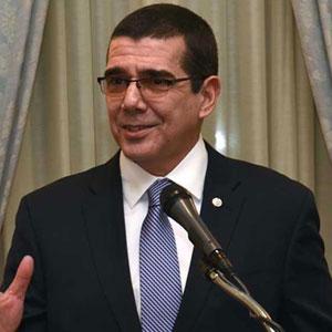 Jose Ramon Cabanas - Ambassador of the Republic of Cuba to the United States.