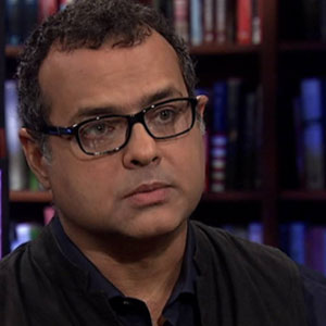 Vijay Prashad   —   Indian historian, journalist, commentator and a Marxist intellectual. He is an executive-director of Tricontinental: Institute for Social Research and the Chief Editor of LeftWord Books.