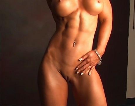female fitness stars nude