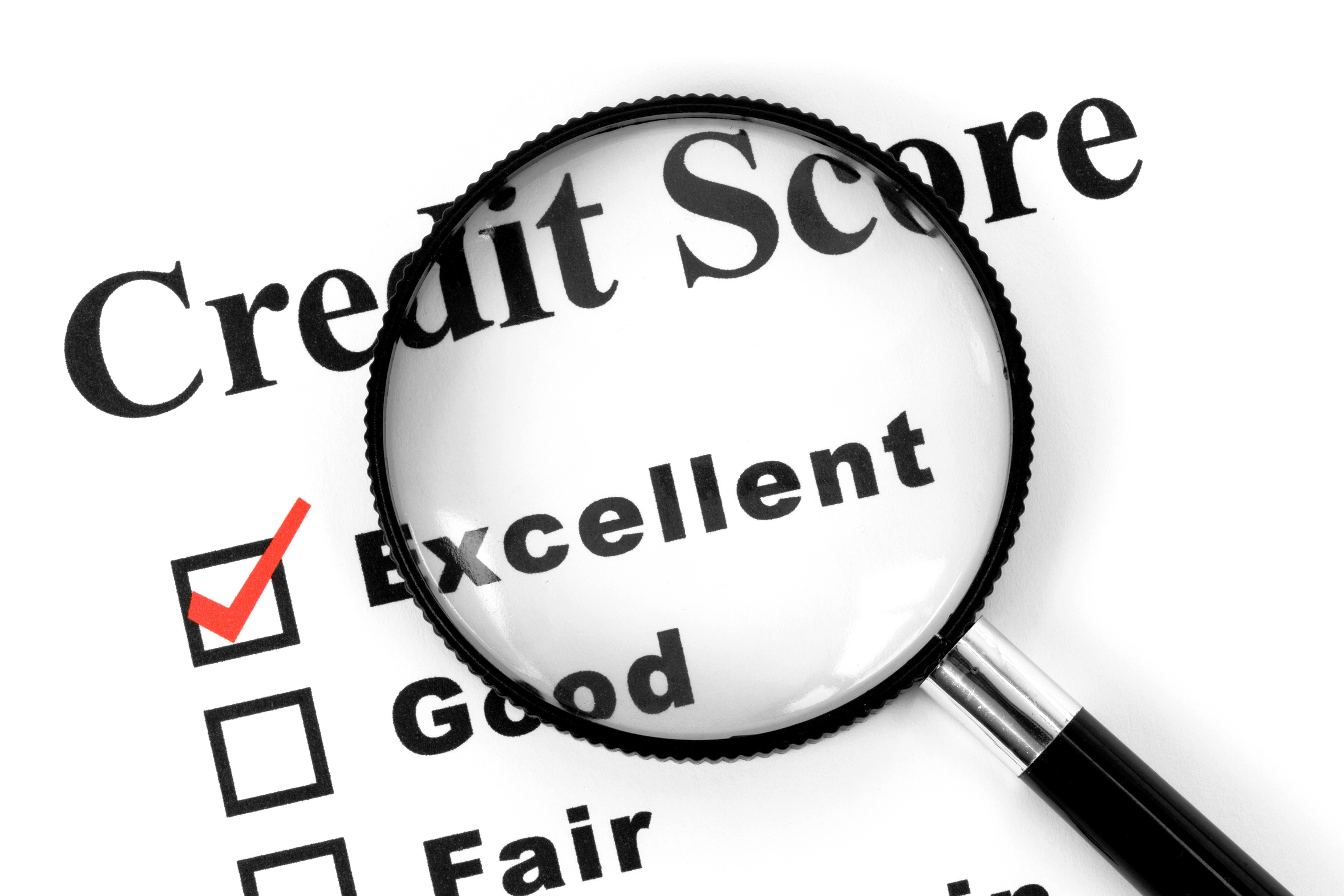 Overview of credit history and credit scores