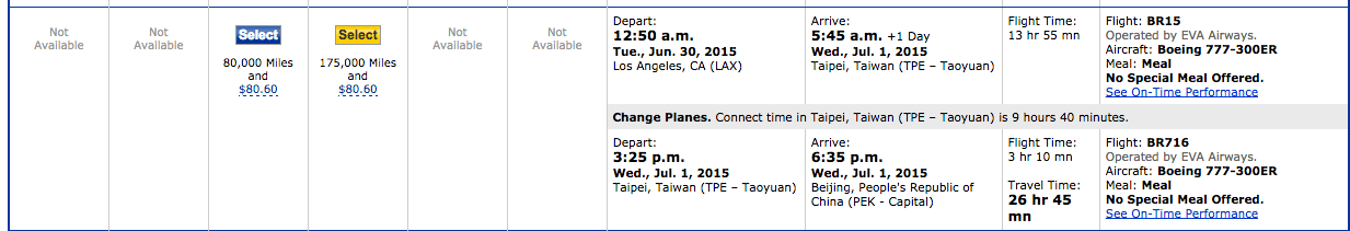 How to change a return mileage of the season tickets?(Star Alliance posts)