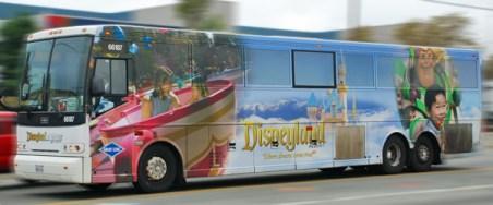 I Orlando, Disney's strategy--connecting transportation: Shuttle and uber