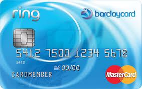Barclays Ring Card——低费低利息