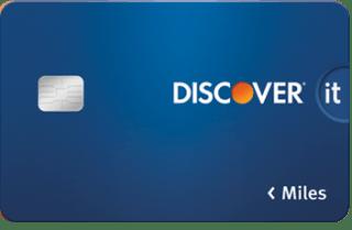 Discover IT Miles 信用卡简介——第一年3x+每年30wifi