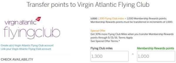 """""""5/4 update: MR go VS/Etihad 30% Award"""" in 2016, turning point of point and mileage Awards summary"""