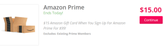 Amazon 购物和省钱攻略【10/20更新:APP送