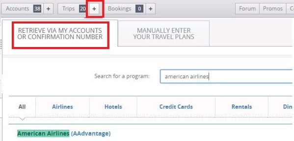 """""""Free 6 months premium membership"""" Award Wallet guide-mileage points and travel management artifact"""