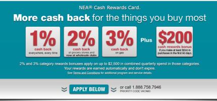 BOA Cash Rewards信用卡——321真简单【10/22更新:0开卡奖励已过期】