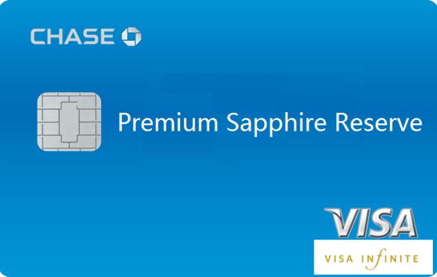 【8/6更新:基本特性均曝光】Chase Premium Sapphire Reserve/Elite 信用卡