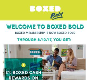Boxed.com省钱购物指南【10/11更新:AMEX Offer 10/15过期】