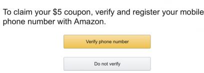 Amazon APP 送