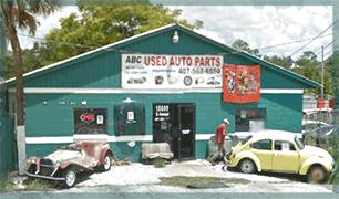 ABC Used Auto Parts FL Orlando Junkyard Contact Info Sell