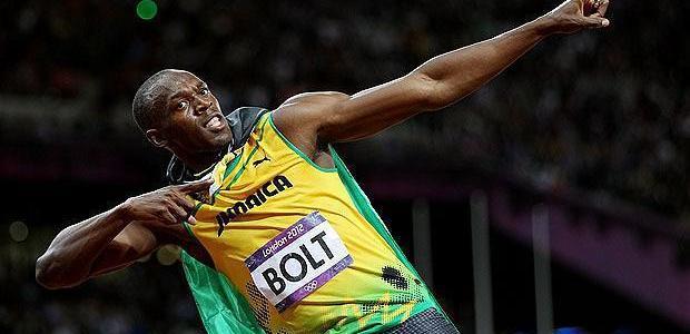 An interesting fact about Usain Bolt!