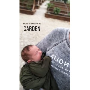 Howling A Newborn Baby Joanna Gaines Just Summed Up Life Joanna Gaines Life A Newborn Aol Lifestyle Joanna Gaines Baby Boy Name Joanna Gaines Baby Middle Name