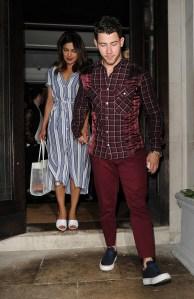 Nick, Joe Jonas Double Date With Priyanka Chopra, Sophie Turner