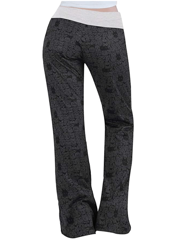 AMiERY Women's Comfy Casual Pajama Pants