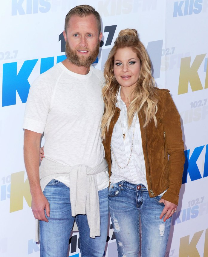 Candace Cameron Bure: Quarantine 'Tested' My Marriage in the 'Best of Ways'
