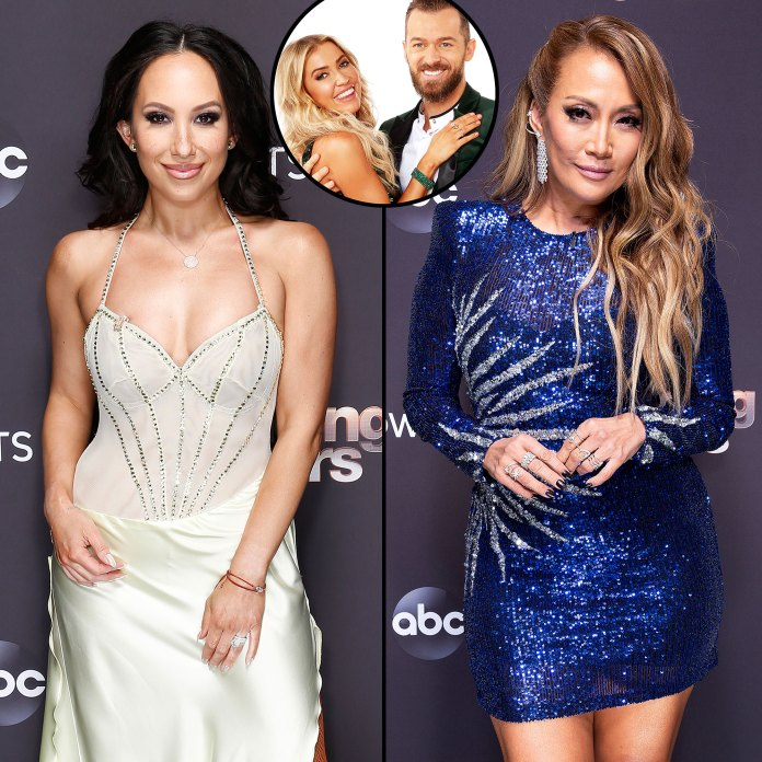 Cheryl Burke Defends Carrie Ann Inaba After Kaitlyn Bristowe Artem Criticism
