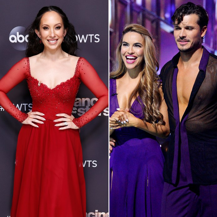 Cheryl Burke Weighs In on Gleb Savchenko and Chrishell Stause Romance Rumors