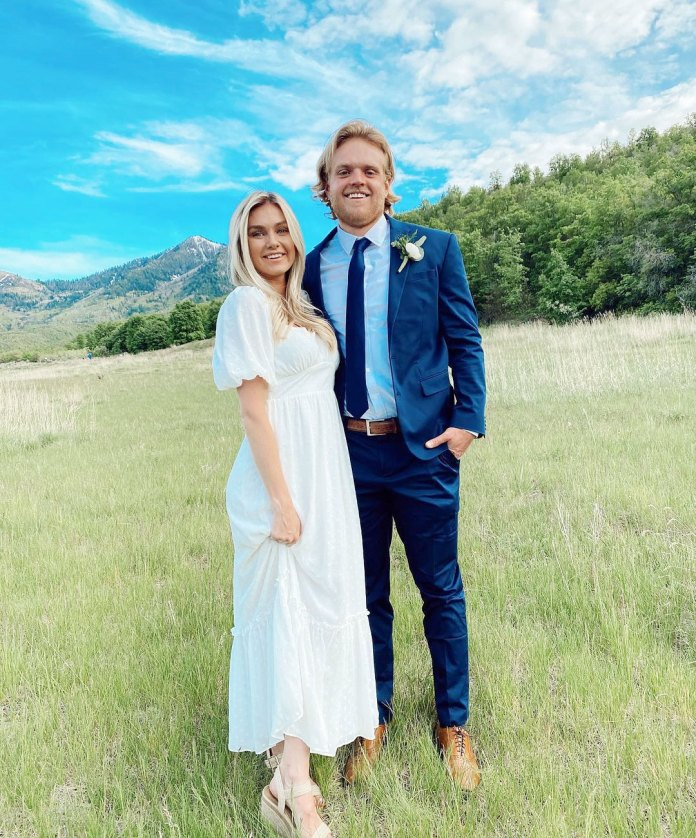 Dancing With The Stars Lindsay Arnold Reveals Her and Sam Cusick Newborn Daughter Name