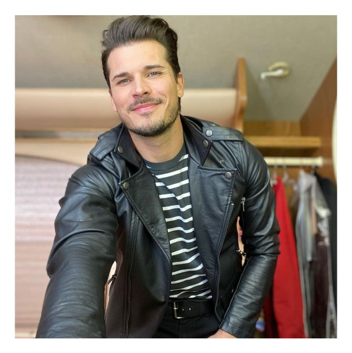 Gleb Savchenko All Smiles Dancing With The Stars