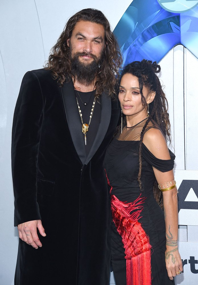 Jason Momoa How to Be a Dad Children Lisa Bonet