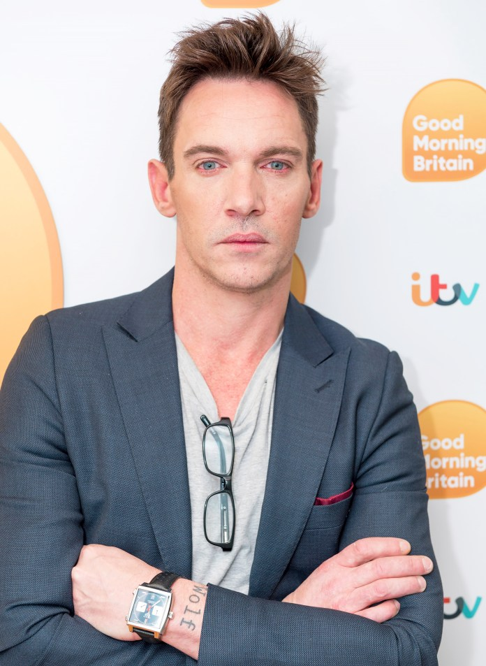 Jonathan Rhys Meyers Arrested for DUI After a Minor Car Crash
