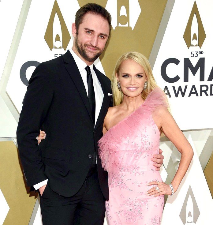 Kristin Chenoweth Thought Her Boyfriend Might Dump Her Amid the Pandemic