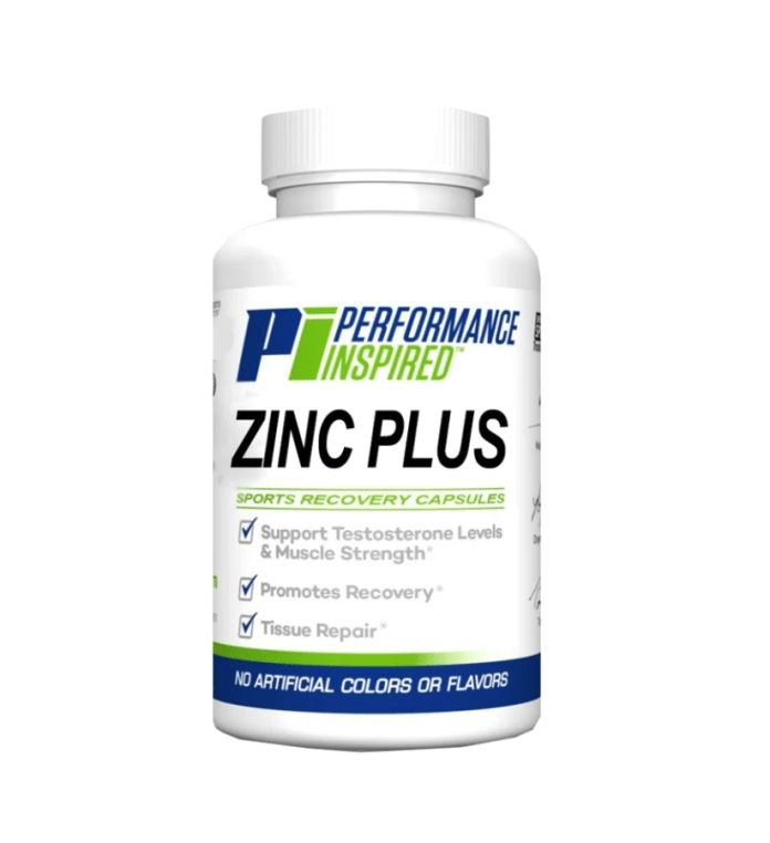 Performance Inspired (PI) | ZINC PLUS Sport Recovery Capsules