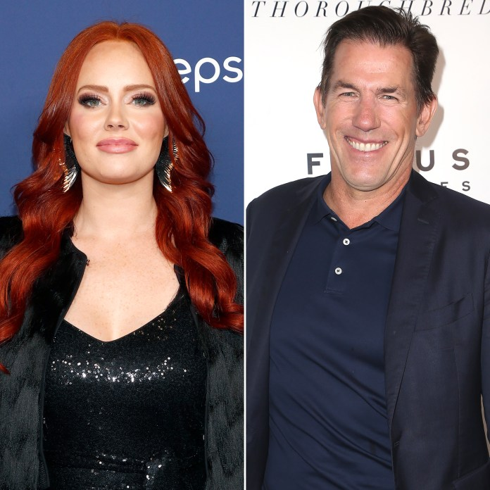 Kathryn Dennis Slams Thomas Ravenel for Hiding Baby News: That's Not 'Normal'
