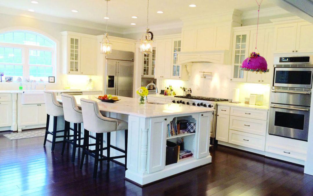 Cooking Class Highlights Prefab Home Custom Kitchen Design