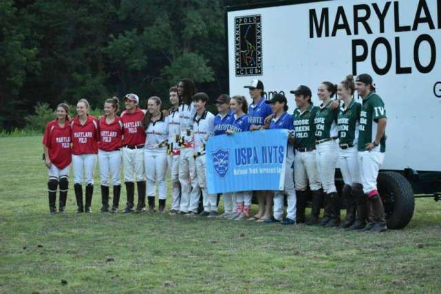 Maryland Polo Club NYTS Participants