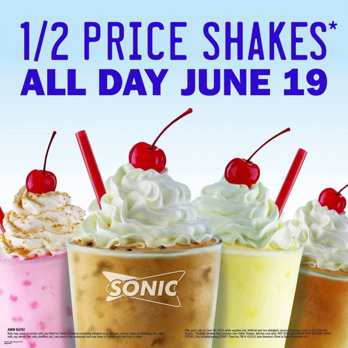 Sophisticated Sonic Price Shakes Today Utah Savings Sonic Half Price Shakes Flavors Sonic Half Price Shakes After 8 End Date nice food Sonic Half Price Shakes