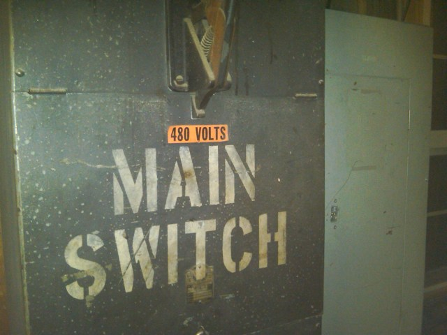 Main-Switch