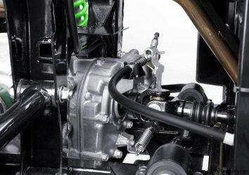 2010 Kawasaki Teryx 750 FI 4x4 Sport Differential
