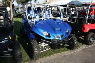 Kawasaki Teryx with Fullbore Plastic