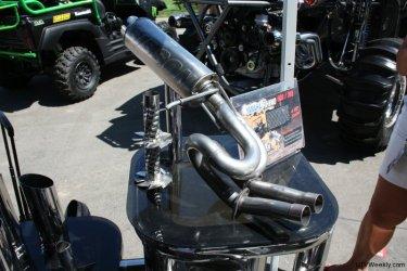 Gibson UTV Exhaust