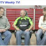 UTV Weekly TV talks with Reid Nordin from Kawasaki Team Green