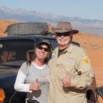 TEAM ALBRIGHT  – OFFICIAL LANDUSE AMBASSADORS FOR AREA BFE, MOAB, UT
