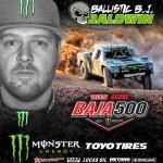 BJ Baldwin Anxious to Head Back to Baja for the 500