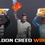 Sheldon Creed Wins Round 8