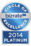 Bizrate Platinum Circle of Excellence Awarded to Rocky Mountain ATV/MC for Second Year