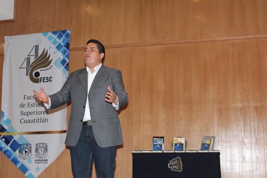 Segundo lugar nacional para Ignacio Trejo en concurso de oratoria de la UNAM