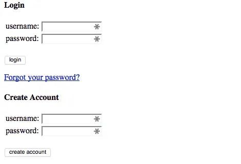 UX-Beginner-Hacker-News-Login-Page