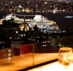 İstanbul'un Top 10 Teras Restaurant ve Barı 8