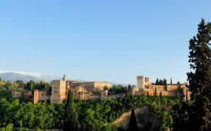 Granada'nın El Hamra'sı